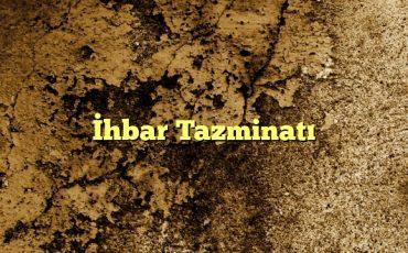 hbar Tazminatı
